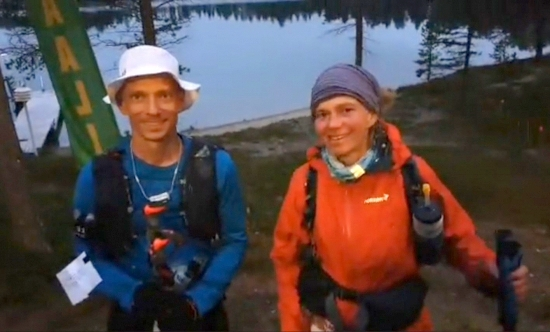Team Marsut Elated With Their Win at the Lapland Wilderness Challenge