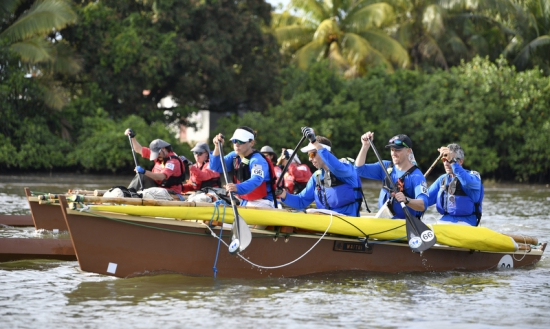 Team Uruguay Natural at Eco-Challenge, World's Toughest Race