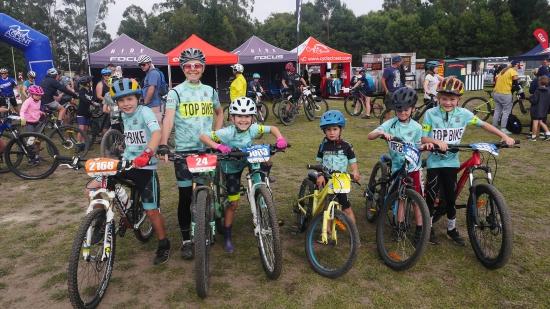 10km Pioneer Riders in 2020