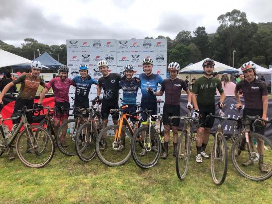 97km Great Otway Gravel Grind Elite Riders