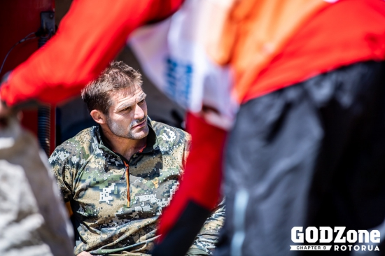 Richie McCaw – Adventure Racer