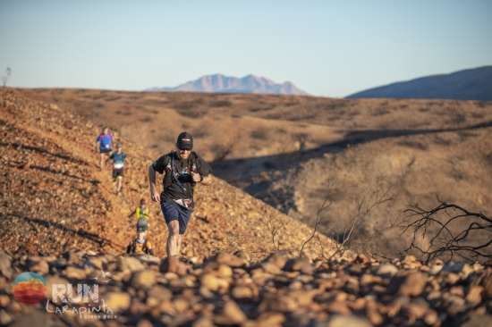 The Run Larapinta Stage Race is Back on the Trails this Week