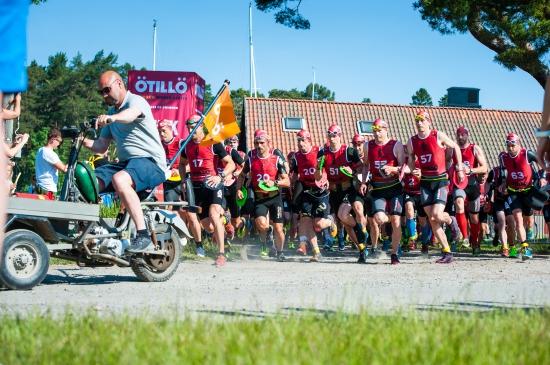 World Series Swimrun starts again on Utö