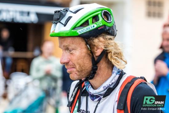 Sébastien Raichon at Raid Gallaecia