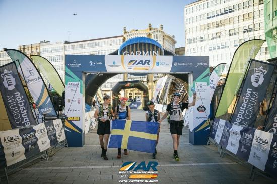 The winners at ARWC 2021