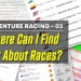 AR on AR #03: Where Can I Find Out About Races?