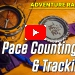 AR on AR #11: Pace Counting and Tracking Time