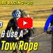AR on AR no 20. How To Make And Use A Bike Tow Rope