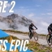 Leading duos still on top after close finish | Swiss Epic 2019: Stage 2